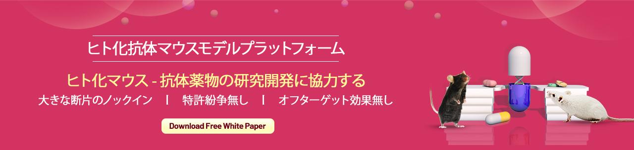 Cyagen Human Antibody Mouse Models Platform | Cyagen Korea