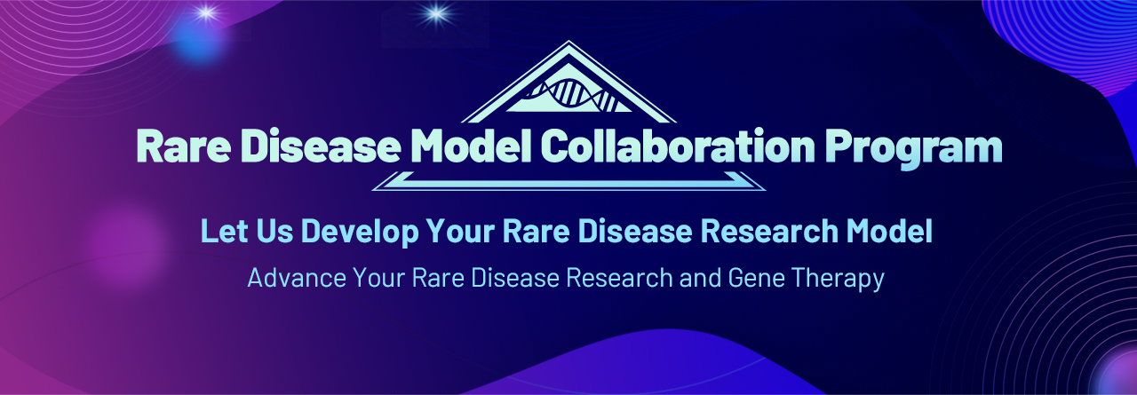 cyagen | rare disease model collaboration program