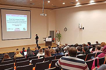 Animal Models and VectorBuilder-Related Seminar 12: Bar-Ilan University