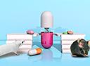 TurboKnockout-Pro全人源化小鼠,抗体药物研发、基因治疗重要研究工具!