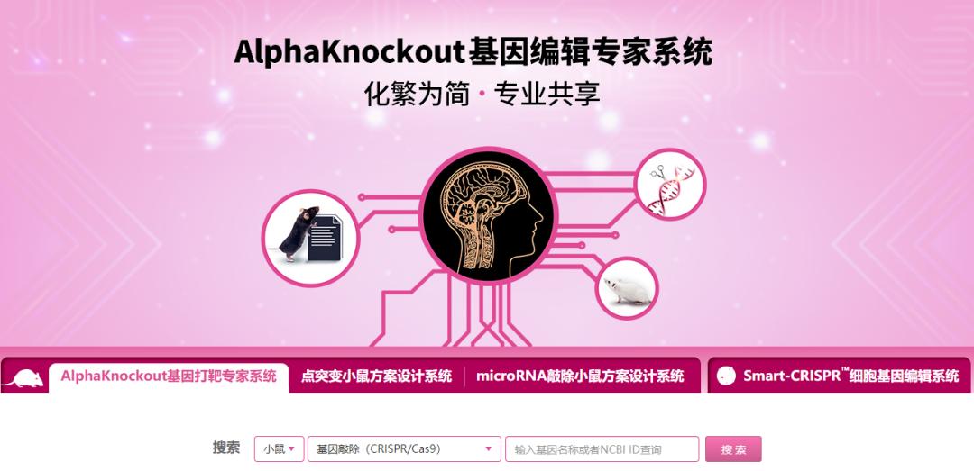 AlphaKnockout基因编辑专家系统 | 赛业生物
