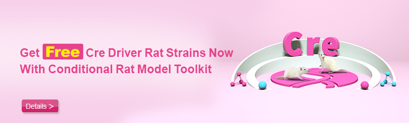 Get Free Cre Rats With cKO/cKI Rat Model Toolkit