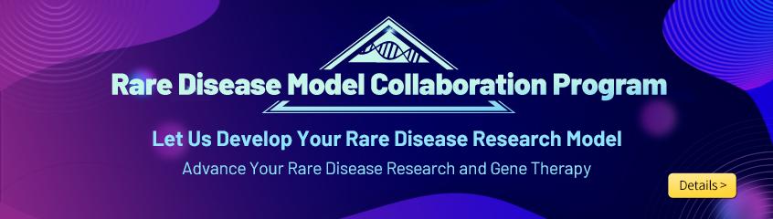 Rare Disease Model Collaboration Program | Cyagen